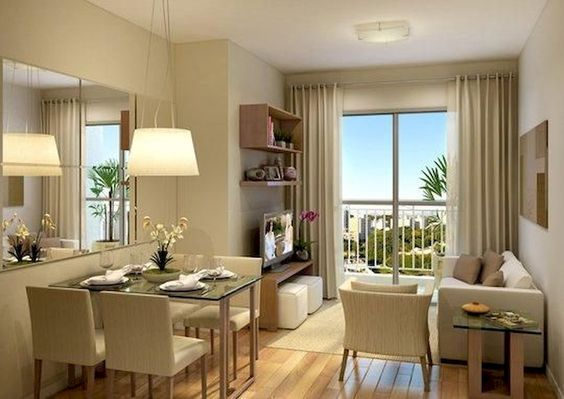 Giải pháp thiết kế nội thất chung cư nhỏ
